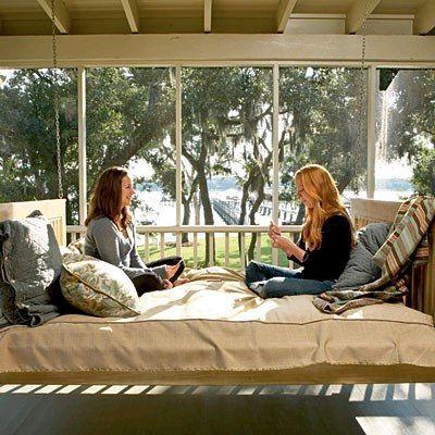 designs this ainu0027t yer porch swing diy swing beds u0026
