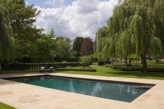 The old garden randle siddeley swimming pools pinterest