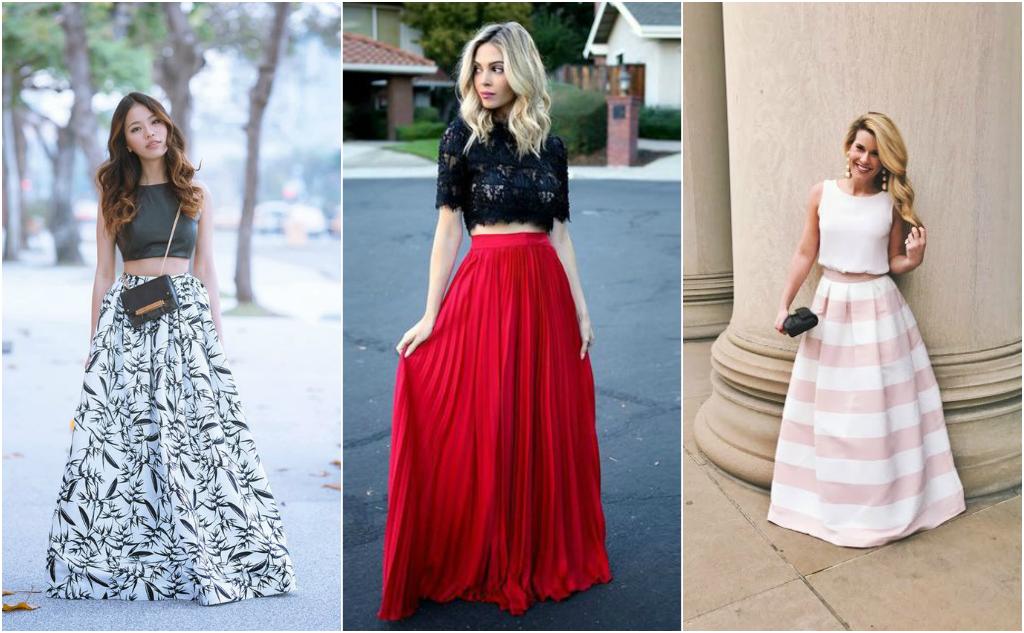 503fd9bca maxifaldas formales | Moda | Maxi faldas, Moda y Outfits