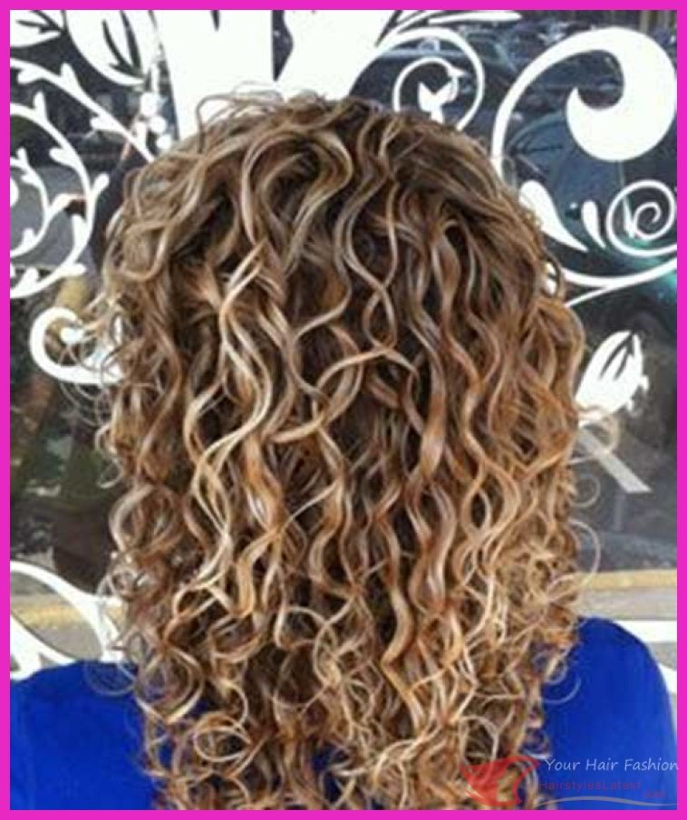Trend Hairstylel 19 New Curly Perms For Hair Thin Typically A Bit Tedious And Las Are Becoming Bored This Fashion Rapidly