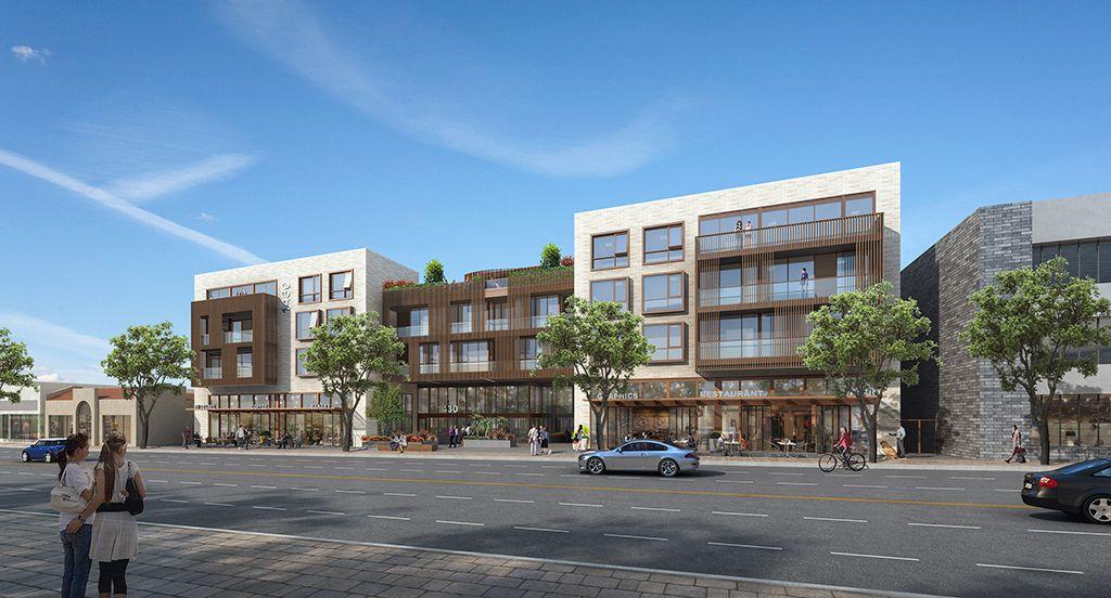 State May Require Santa Monica To Build 9 000 Units Santa Monica Building Architecture