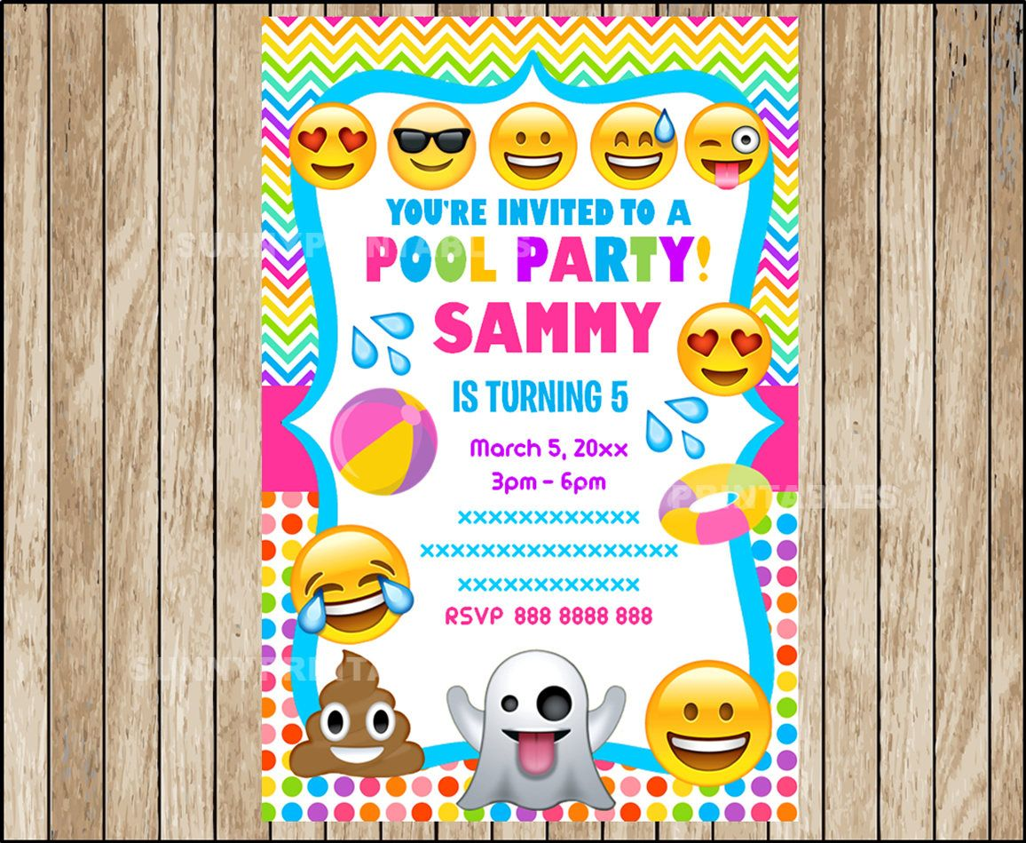 free birthday party invitations templates