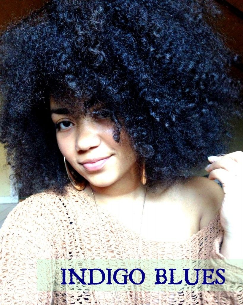 Indigo Rinse Curly Hair Styles Naturally Curly Hair Styles