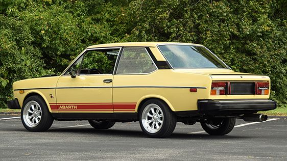 1978 Fiat 131 Two Door Sedan Retro Cars Cars And Motorcycles Cool Cars