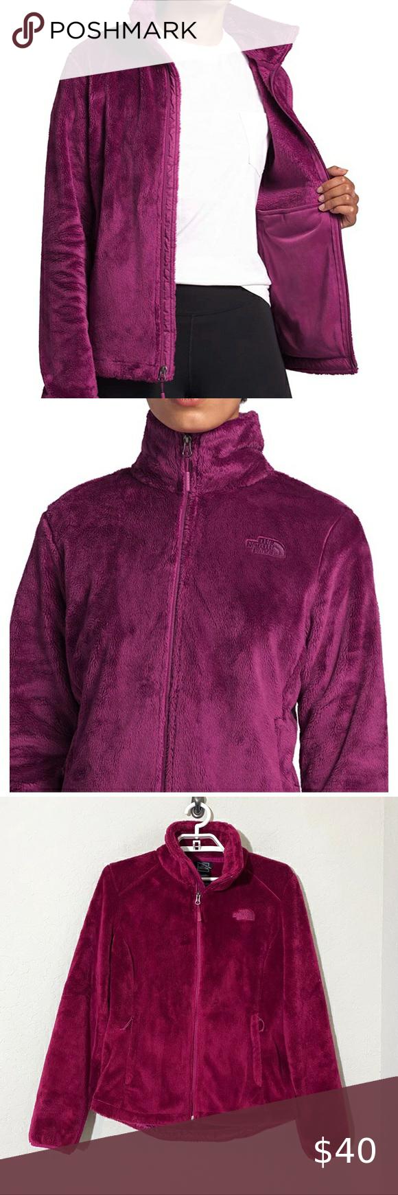 North Face Osito 2 Jacket Wild Aster Purple Sz M North Face Osito The North Face North Face Jacket [ 1740 x 580 Pixel ]
