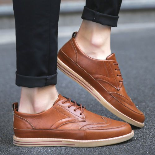 Men's Flat Sole Fashion Spring Sneakers