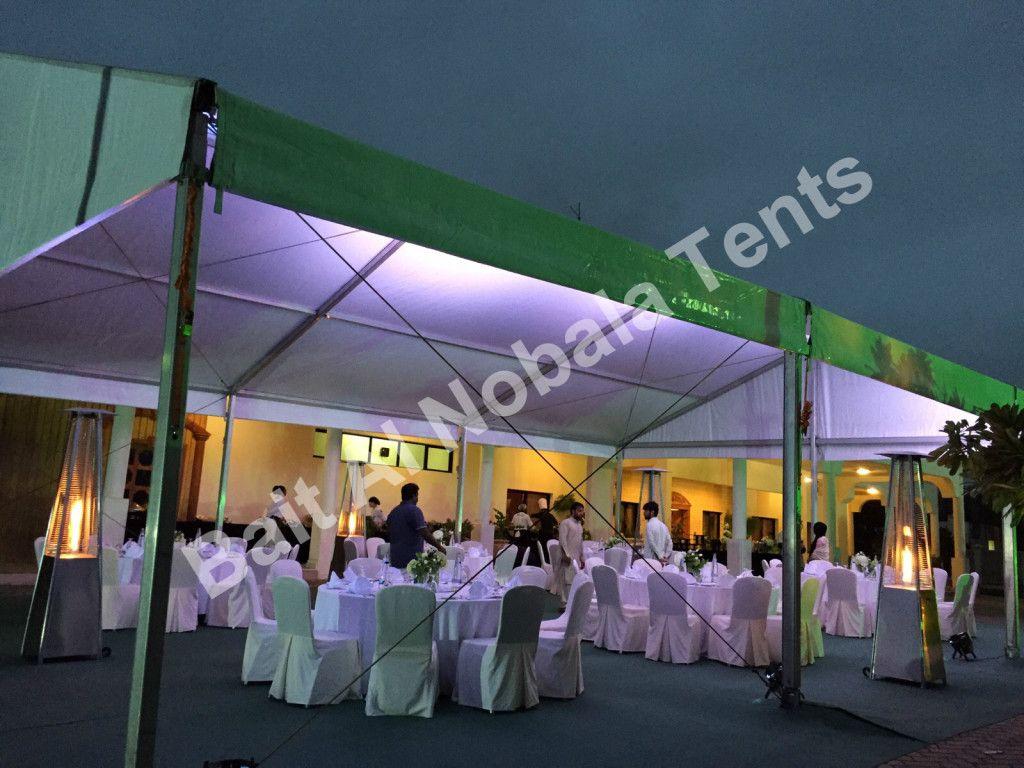 event tent rental uae bait al nobala have many types of pvc tents