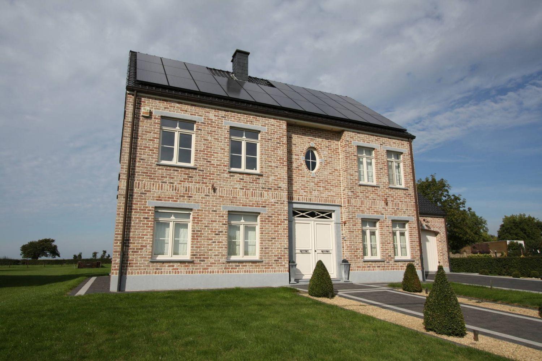 Stadtvilla klinker hell  Vandersandengroup | House Exterior + Front Door | Pinterest ...