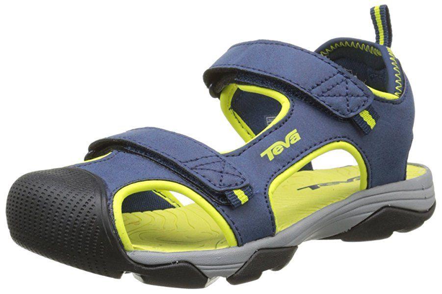 size 11 Mickey- Teva Toachi Closed Toe