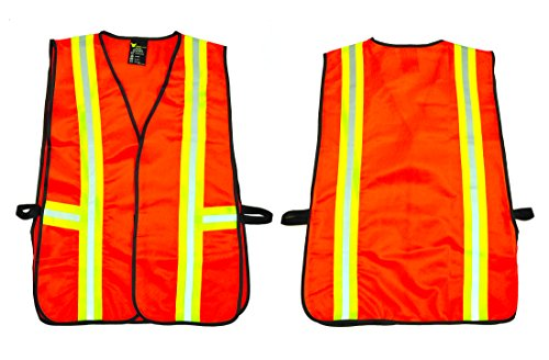 G & F 41113 Industrial Safety Vest with by