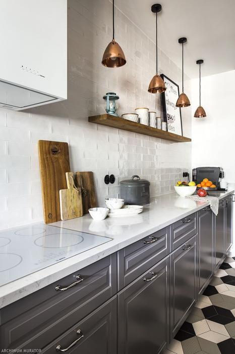 Szara Kuchnia Zdjęcia Kitchen In 2019 Kitchen Kitchen