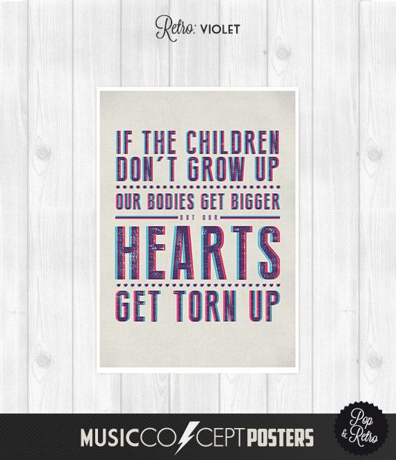 Arcade Fire print - Wake Up - Music poster Music print