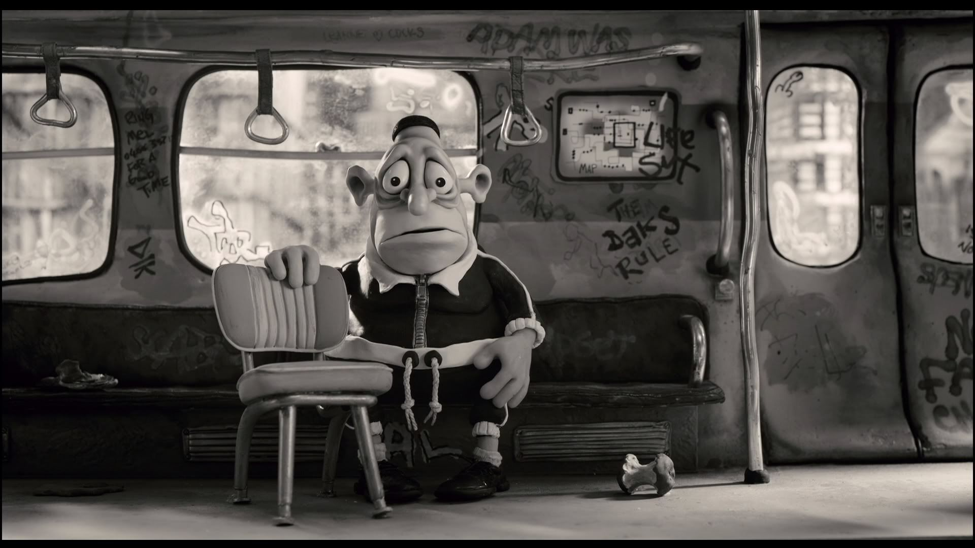 Mary Max Mary And Max Tema Del Transporte Asperger