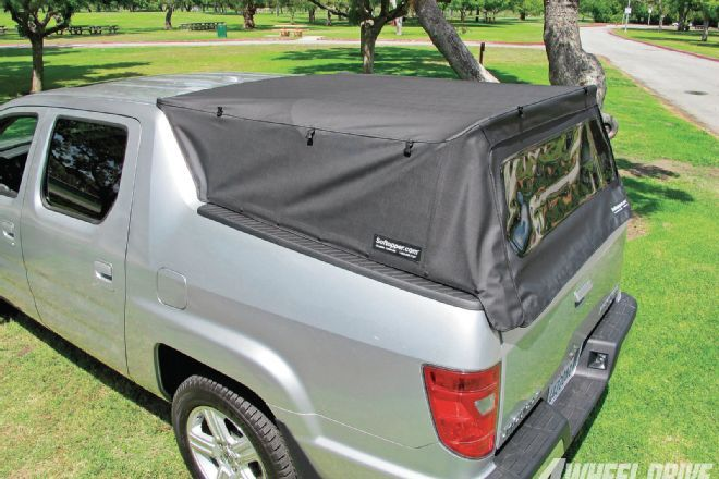 view 1109 4wd 06 softopper collapsible truck top frame mounting Ridgeline Trunk view 1109 4wd 06 softopper collapsible truck top frame mounting locations photo 33244984 from softopper collapsible truck top