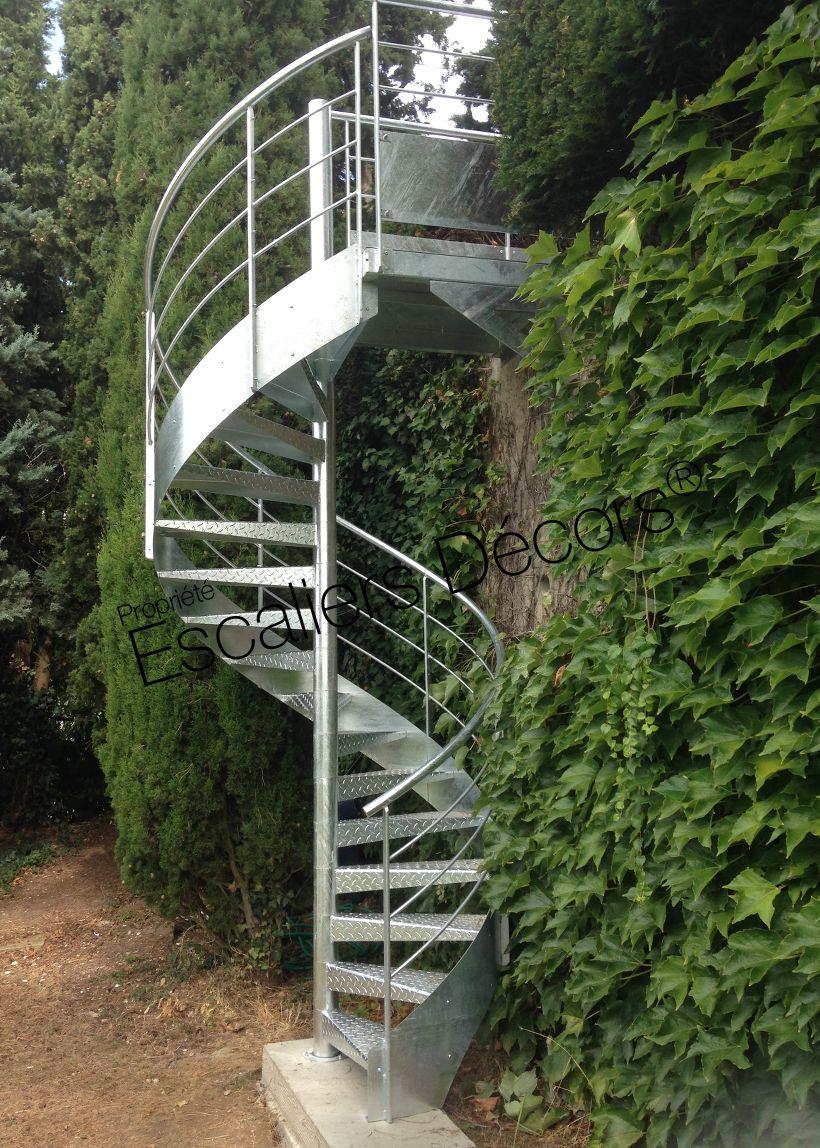Escalier Colimacon Contemporain Escaliers Decors Escalier En Colimacon Escalier Escalier Exterieur