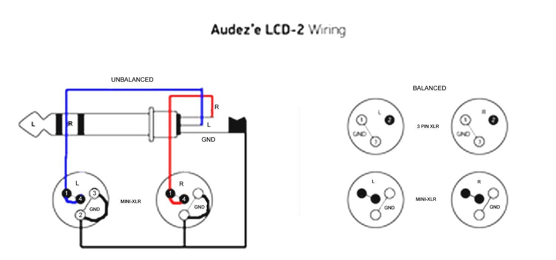 Image Result For Audeze Mini Xlr Diagram Mini Wire
