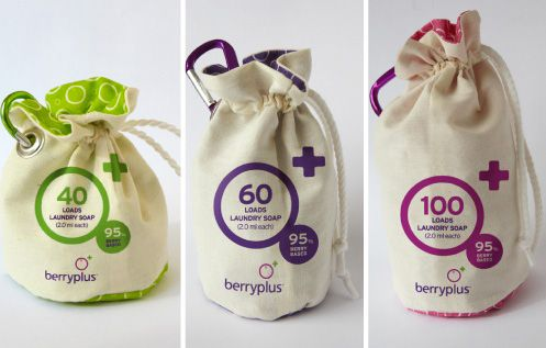 berryplus all plant based detergent
