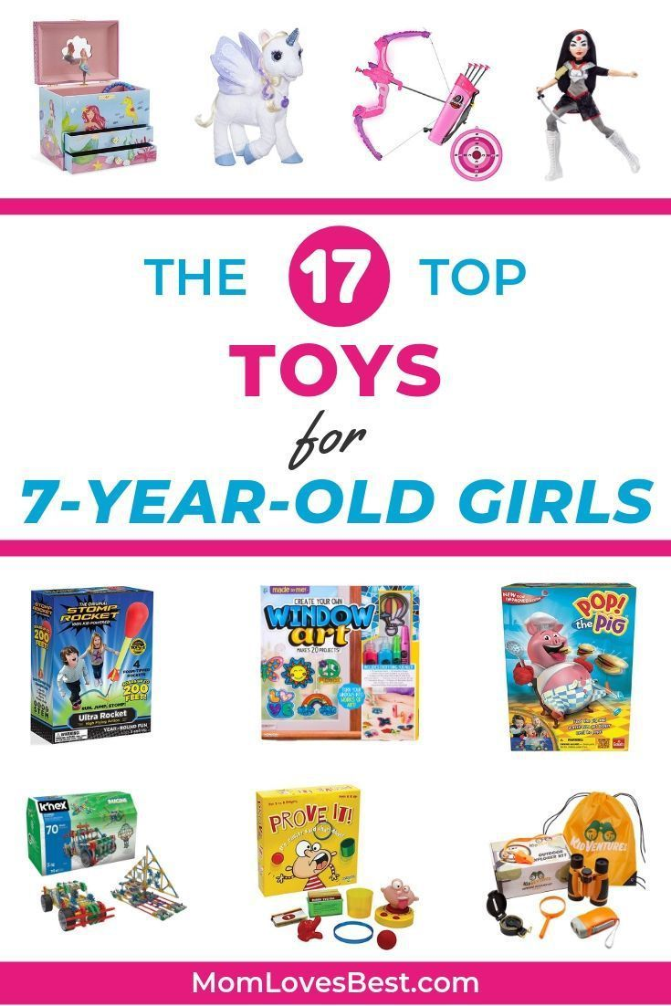 17 Best Toys for 7-Year-Old Girls (2020 Picks) | 7 year ...