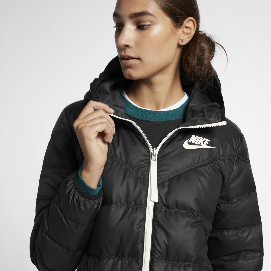 Sportswear Windrunner Women's Reversible Down Fill Jacket