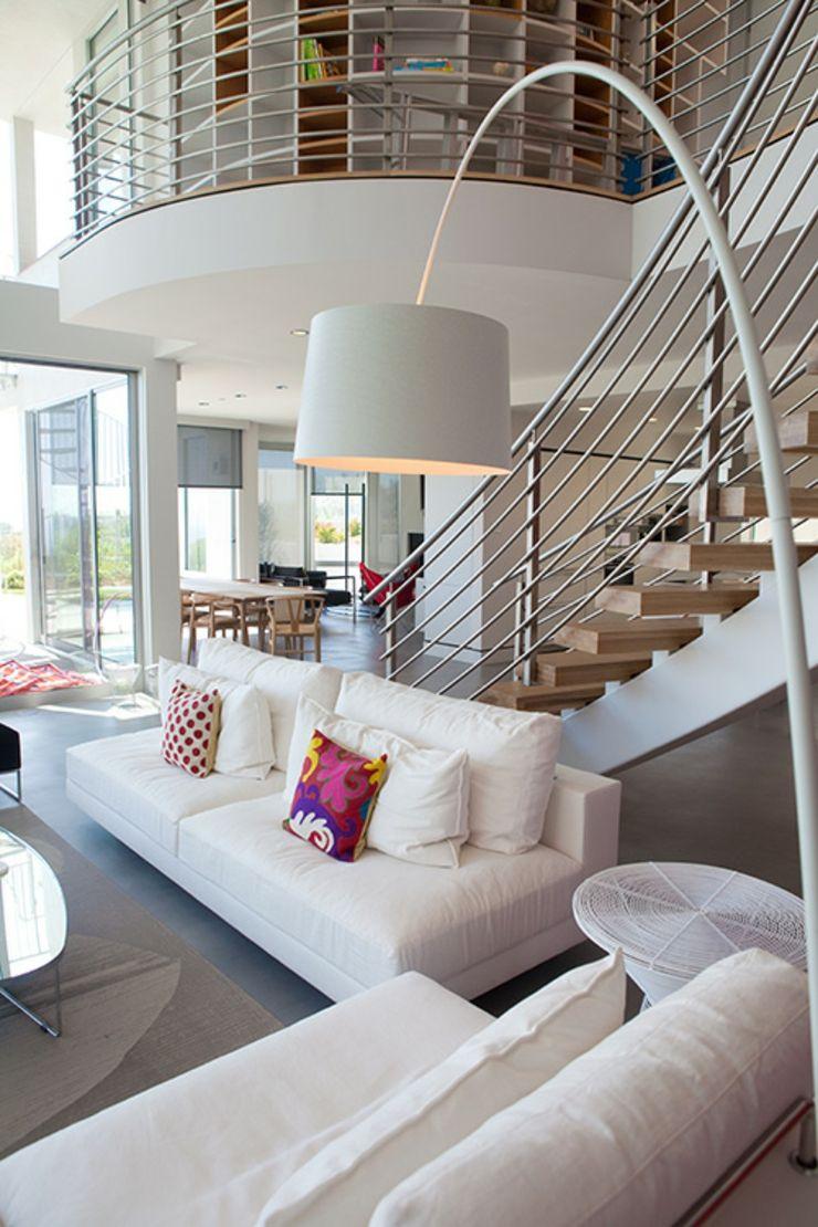 Maison d\'architecte par Dupuis design en Californie | Salons