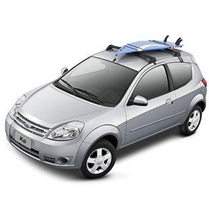 Acessorios Ford Ka Bagageiro De Teto Ford Acessorios