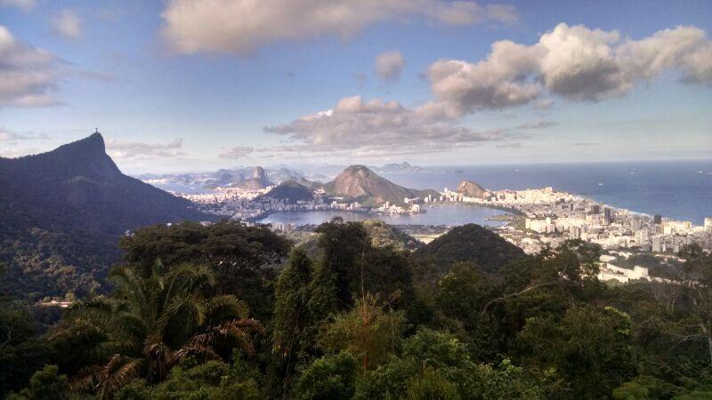 Vista Chinesa - Rio de Janeiro