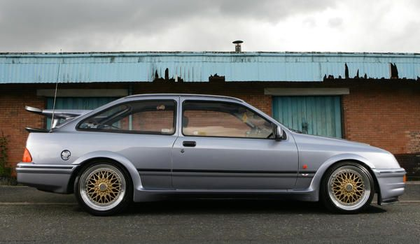 Ford Sierra Rs Cosworth Moonstone Ford Sierra Ford Classic