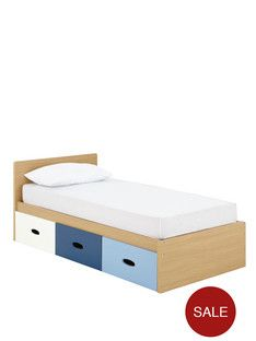 Ladybird Harley Kids Single Storage Bed Con Imagenes Cuarto
