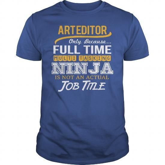Awesome Tee For Art Editor T Shirts, Hoodies. Get it now ==► https://www.sunfrog.com/LifeStyle/Awesome-Tee-For-Art-Editor-124824748-Royal-Blue-Guys.html?41382 $22.99