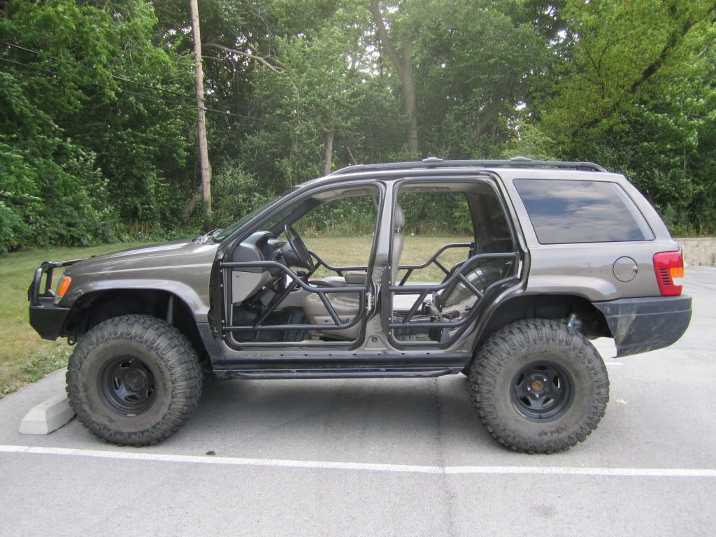 Jeep Grand Cherokee Without Doors Google Search Jeep Zj Jeep