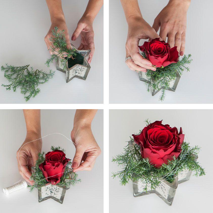 DIY: Lag dekorativ bordpynt til julebordet | Inspirasjon fra Mester Grønn