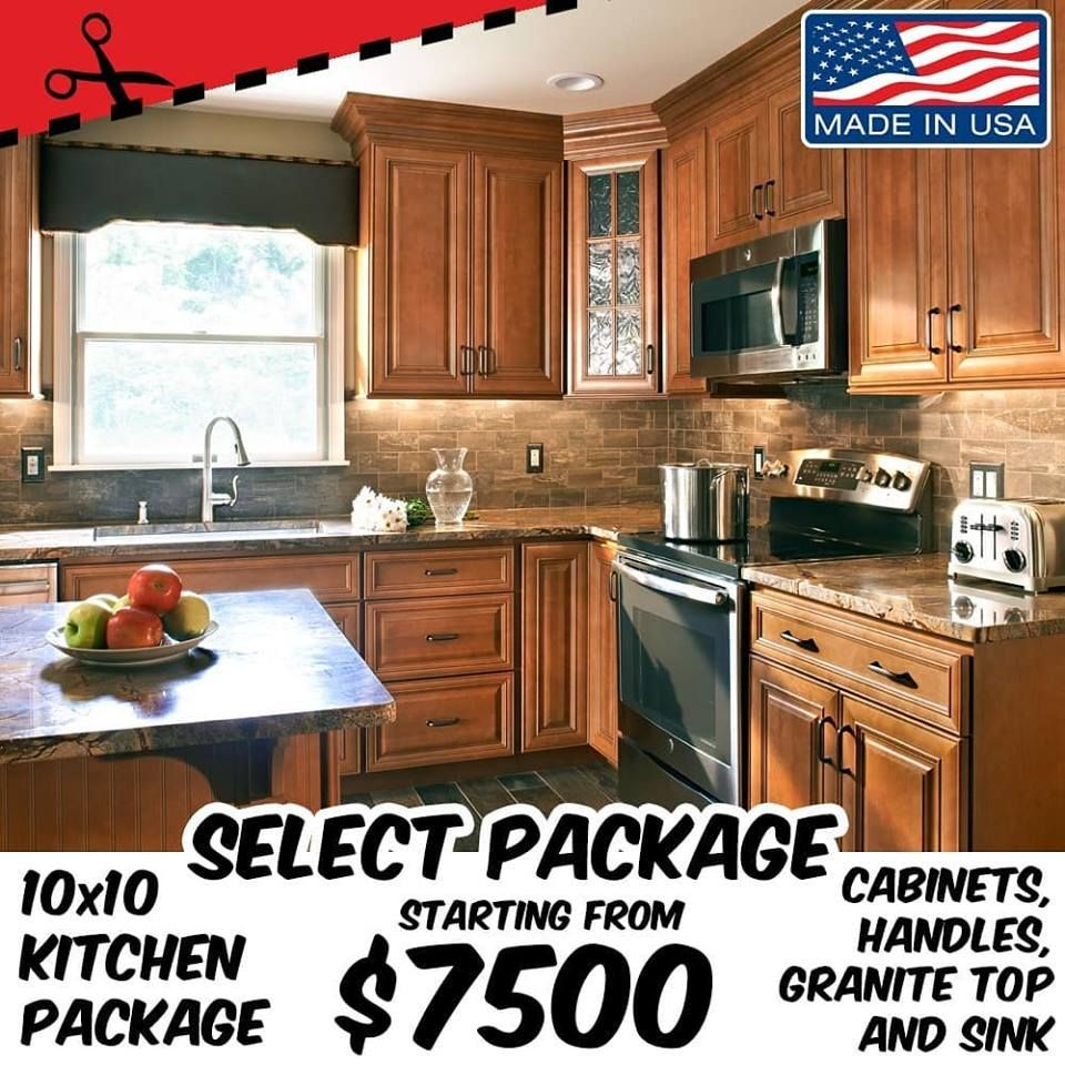 Select Package 10x10 Kitchen Package Kitchen Cabinets Buy Kitchen Cabinets Rta Kitchen Cabinets