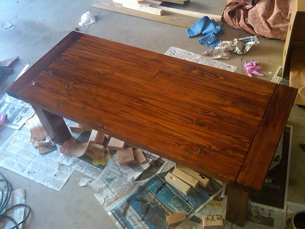 Coffee Table Build | Diy wood projects, Diy coffee table ...