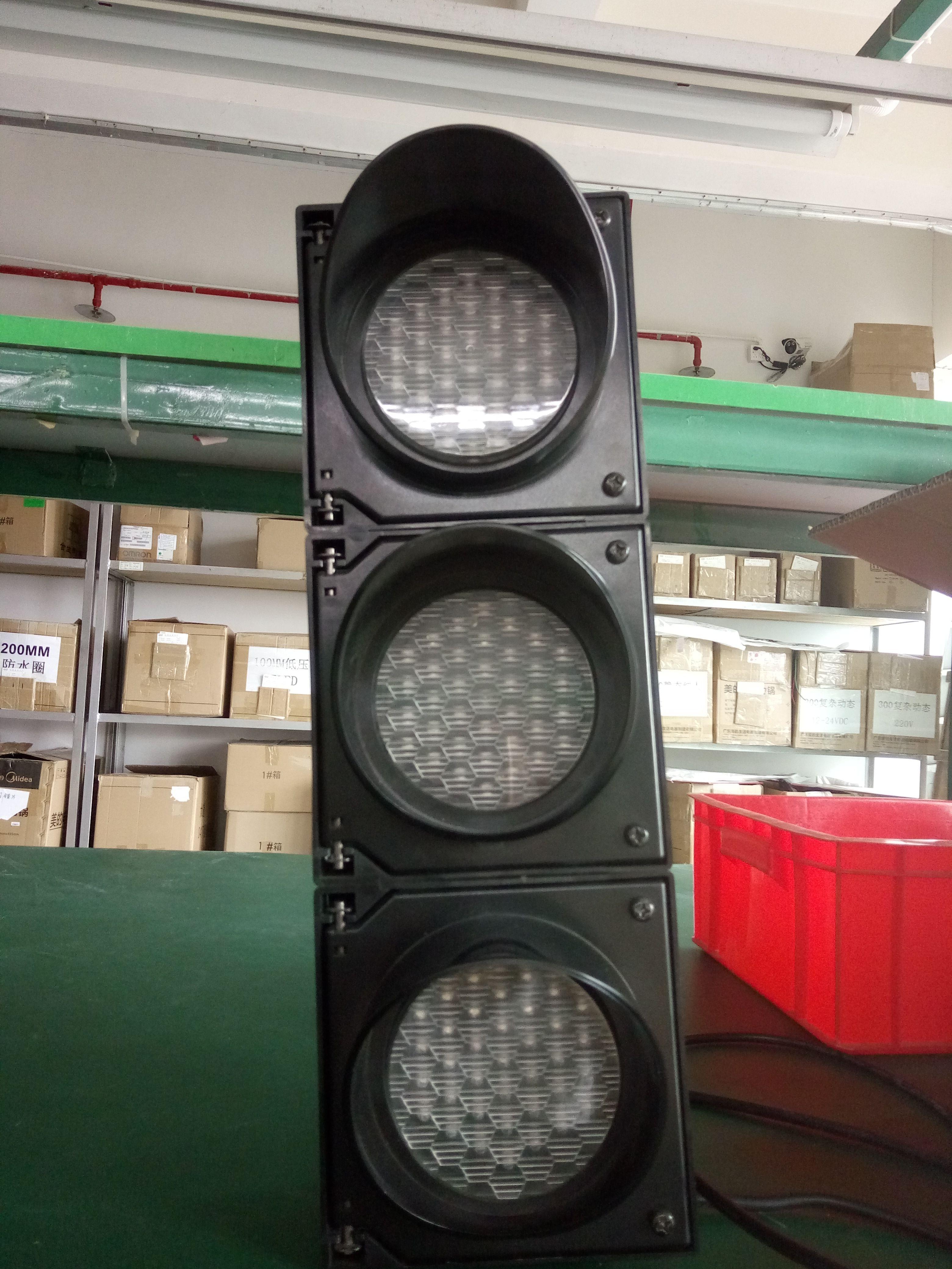 4 inches 100mm LED Traffic Light Pedestrian Traffic Signal Light Red Green Man