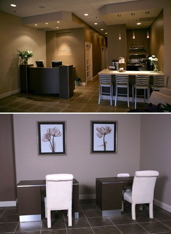 Pin By Lucinda Riley On New Salon Styles Accent Chairs For Living Room Spa Decor Waiting Area