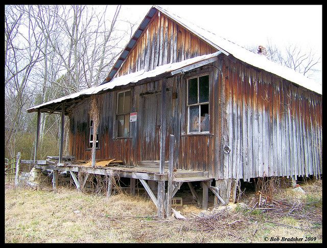 Old Store Somewhere Around Kingsport Tn Barns Old