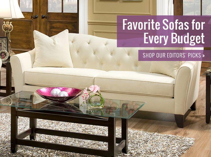 Favorite Sofas For Every Budget By Wayfair, So Chose Your Choice U0026 Get  Discount.