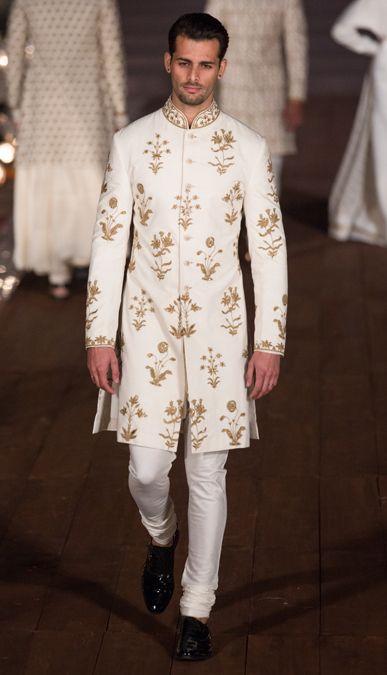 15ab729d37611 by designer Rohit Bal   men's wear   Indian men fashion, Rohit bal ...