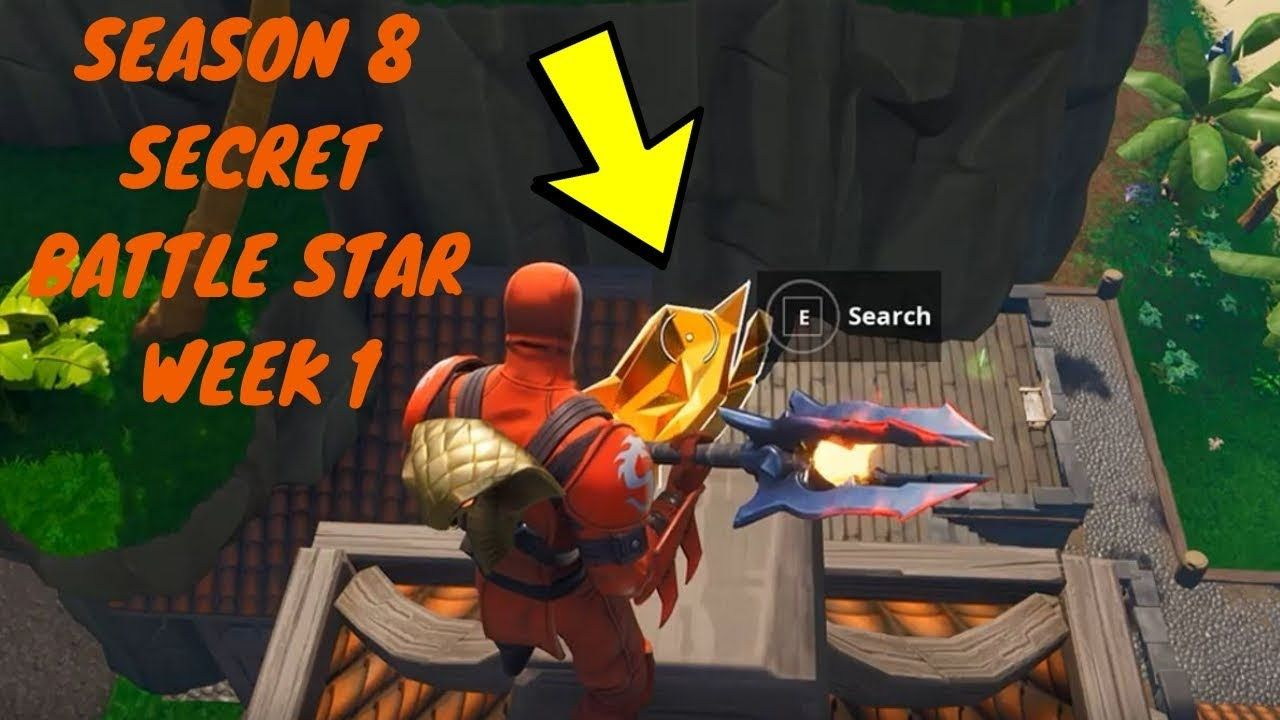 Fortnite Season 8 Discovery Challenges Week 7 | Fortnite Generator Apk