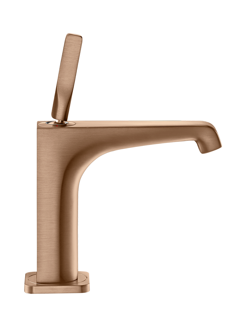Image result for axor hansgrohe brushed bronze | bathroom ...