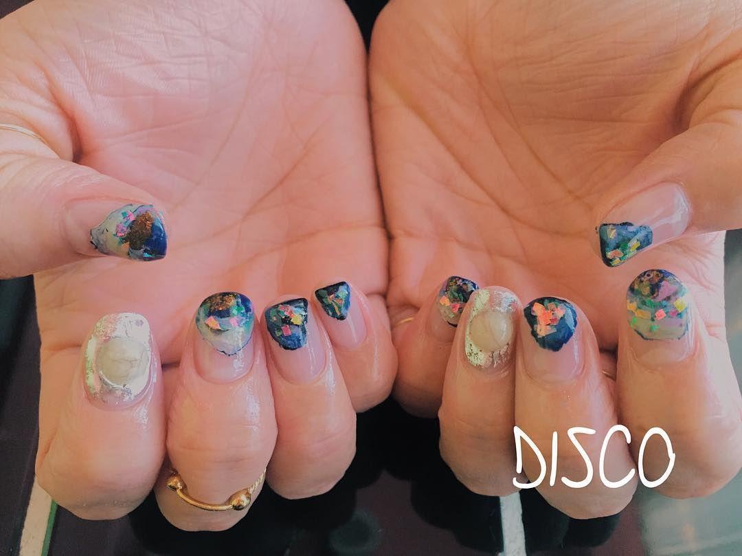 DISCO Official Instagram on Instagram \u201cNail by @nagisakaneko disco  disconail @