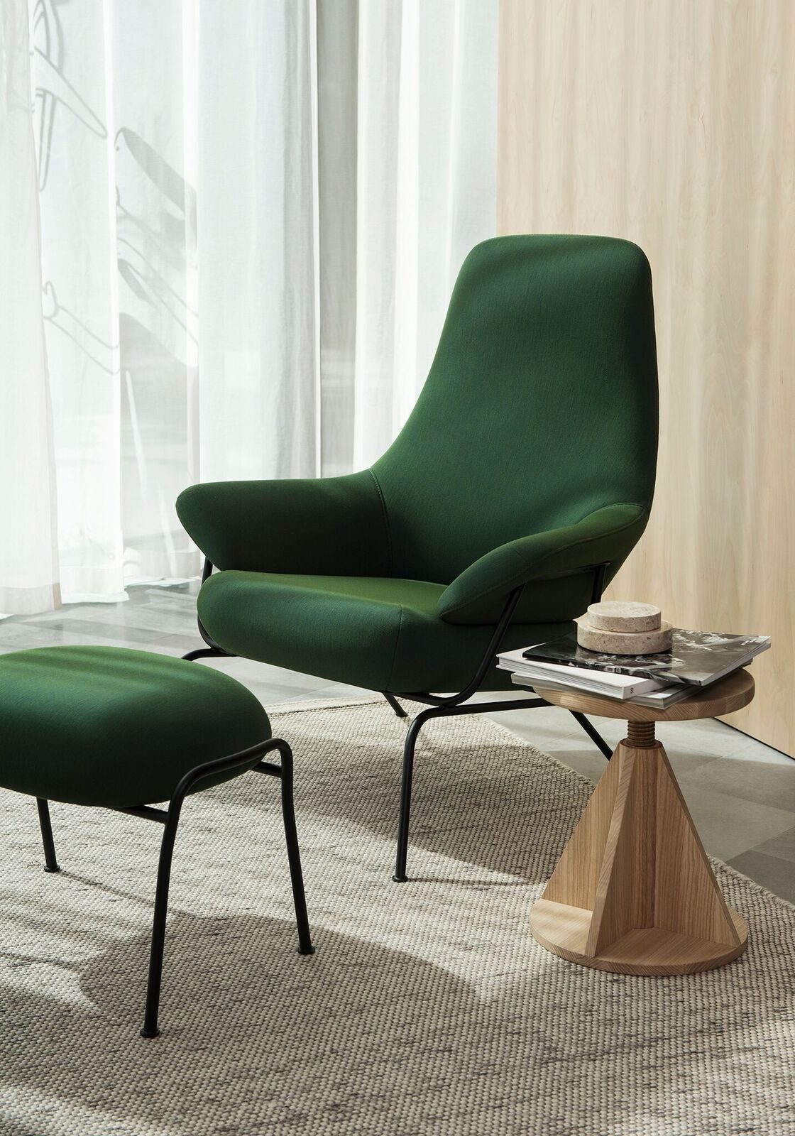 Bon DOMINO:This New Jewel Toned Furniture Collection Is Fall Perfection