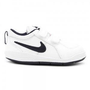 zapatillas blancas nike niño velcro