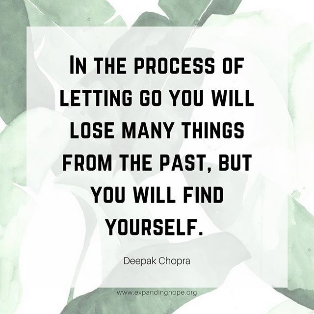 In The Process Of Letting Go You Will Lose Many Things From The Past, But  You Will Find Yourself. #quote #InspirationalQuotes | Words To Remember |  ...