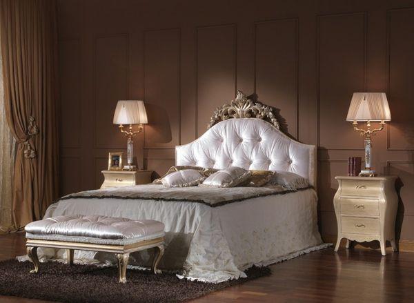 Le chevet baroque, rennaissance d\'un meuble classique - Archzine ...