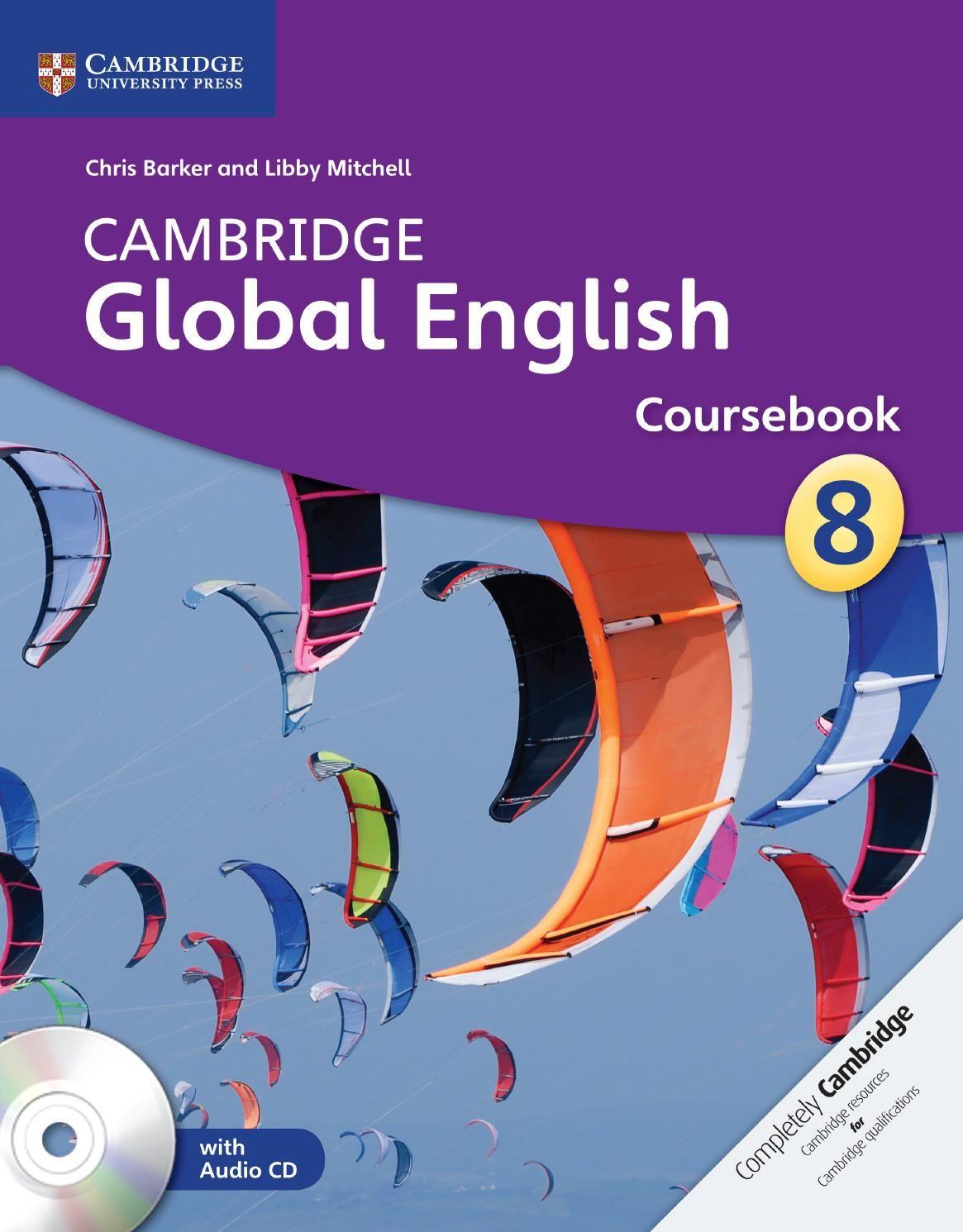 Cambridge Global English Coursebook With Audio CD Stage 8