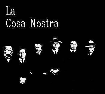 La Cosa Nostra De Octopus Van De Internationale Maffia Luta Dirigido