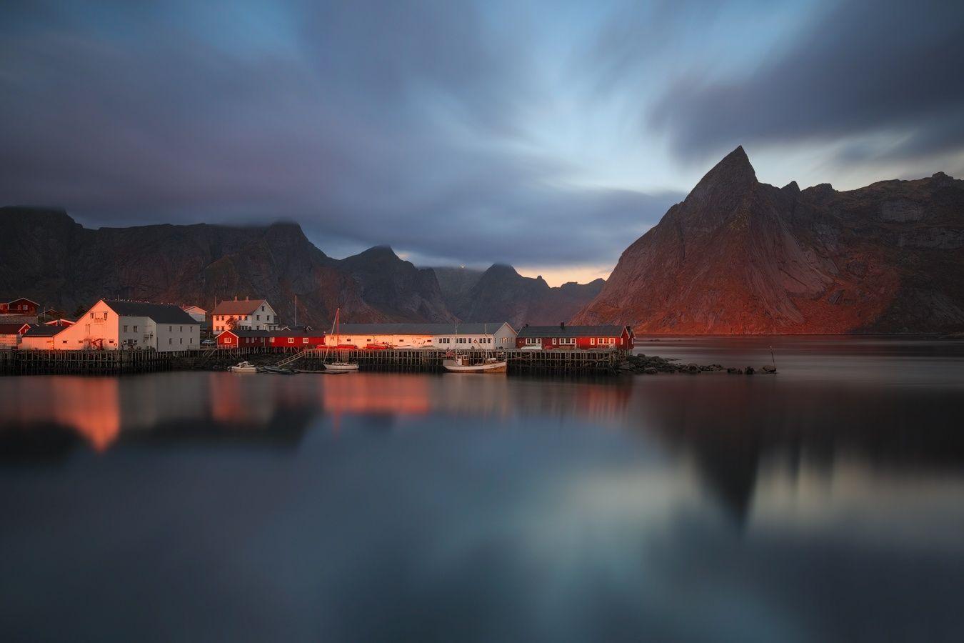 Crimson Silence... by Pawel Kucharski on 500px #Norway