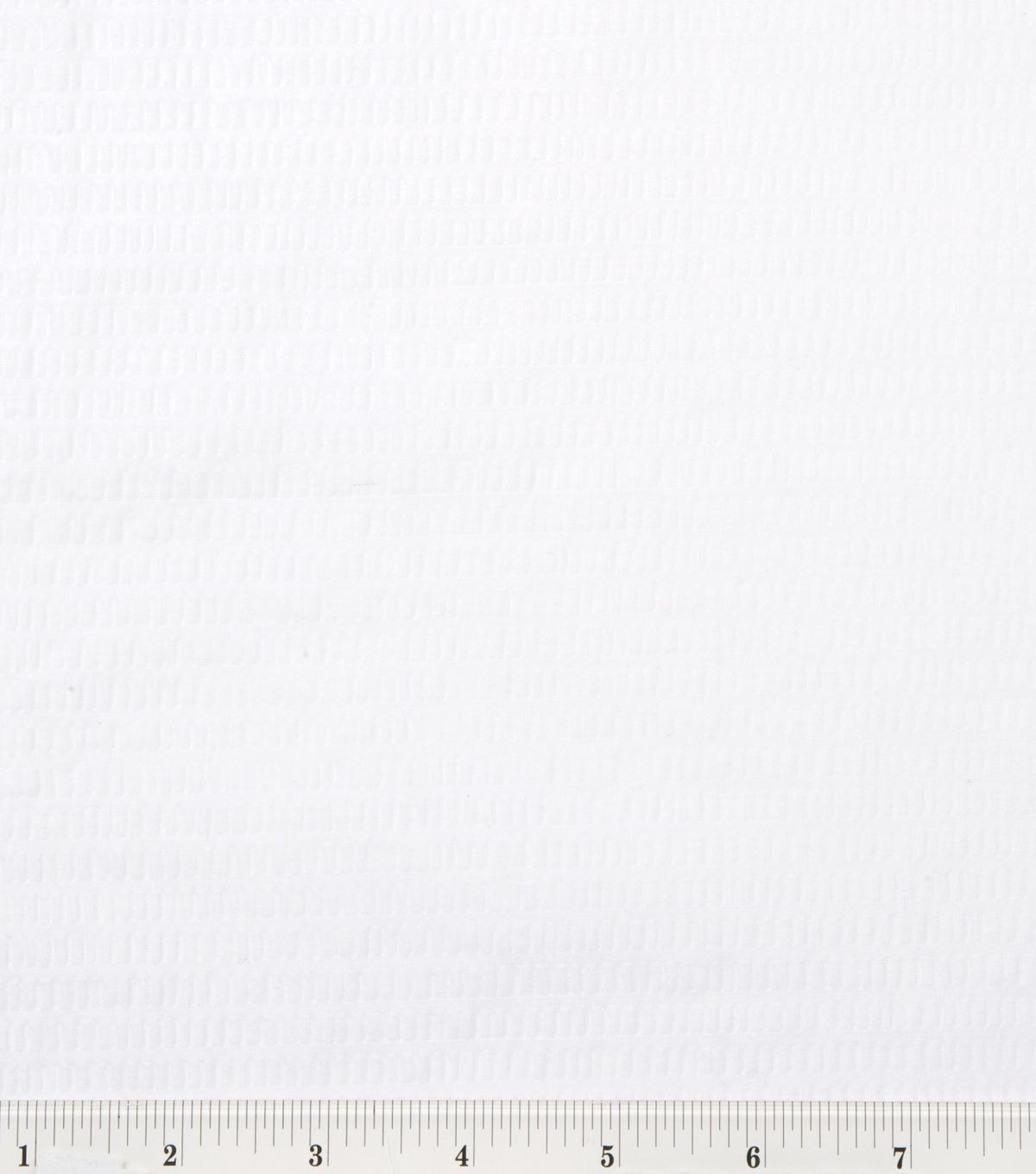 "Tutti Fruitti Fabric 44"" Solid White Textured"