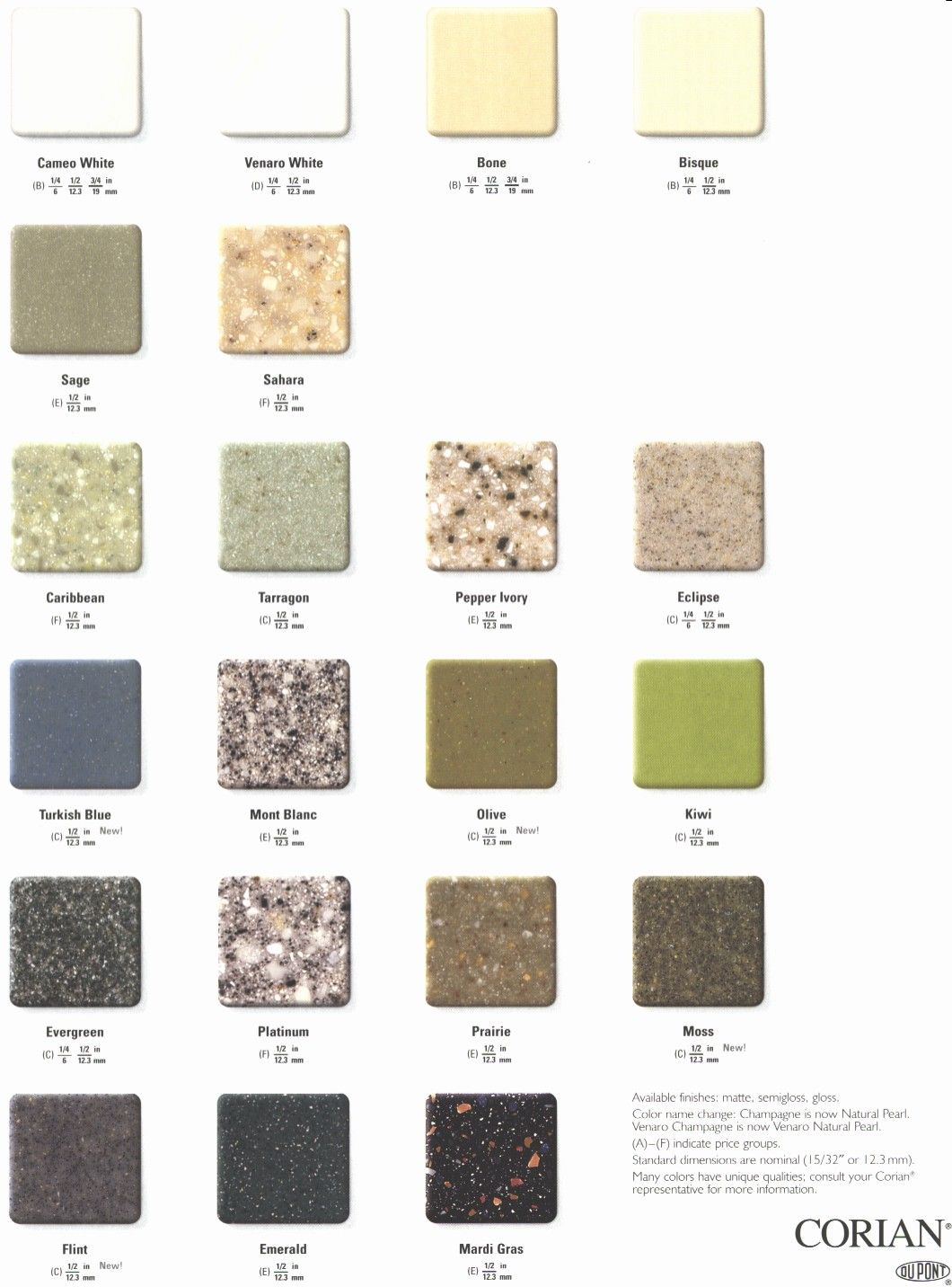 Colors Of Corian Countertops Corian Colors Colors Of Corian Dupont See Why Corian